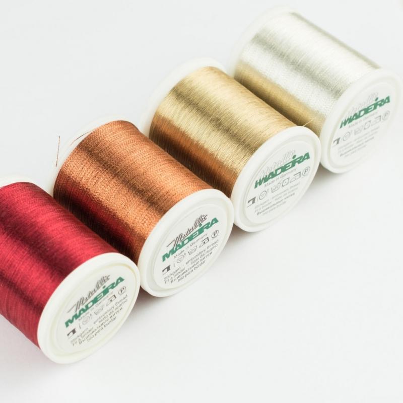 Металлизированные нитки для вышивки 885