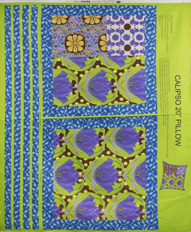 Лоскутное шитье на осинке